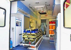перевезти больного после операции Киев