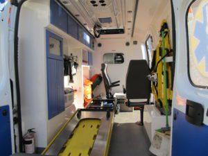 Перевозка (транспортировка) больных из лечебного стационара