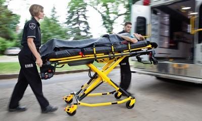 заказать перевозку больного из больницы домой в Киеве