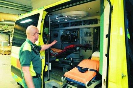 медицинская перевозка лежачих больных