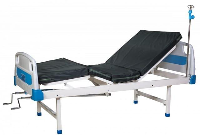 медичне ліжко для лежачих хворих