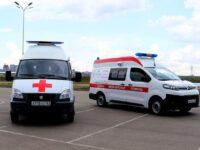 Дежурство скорой помощи на мероприятии