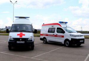 Чергування швидкої допомоги на захід