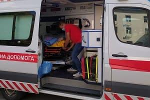Сопровождение в поездке медперсоналом